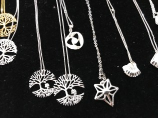 Really clean 3D printed jewelry