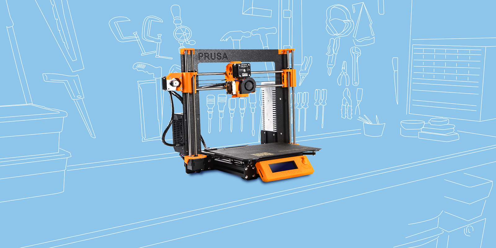 Prusa i3 MK3 | Make: DIY Projects and Ideas for Makers