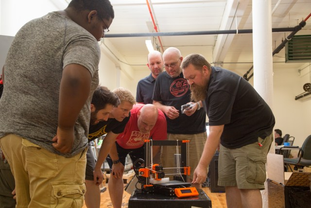 Josef Prusa Announces New Prusa i3 MK3 at Maker Faire New York
