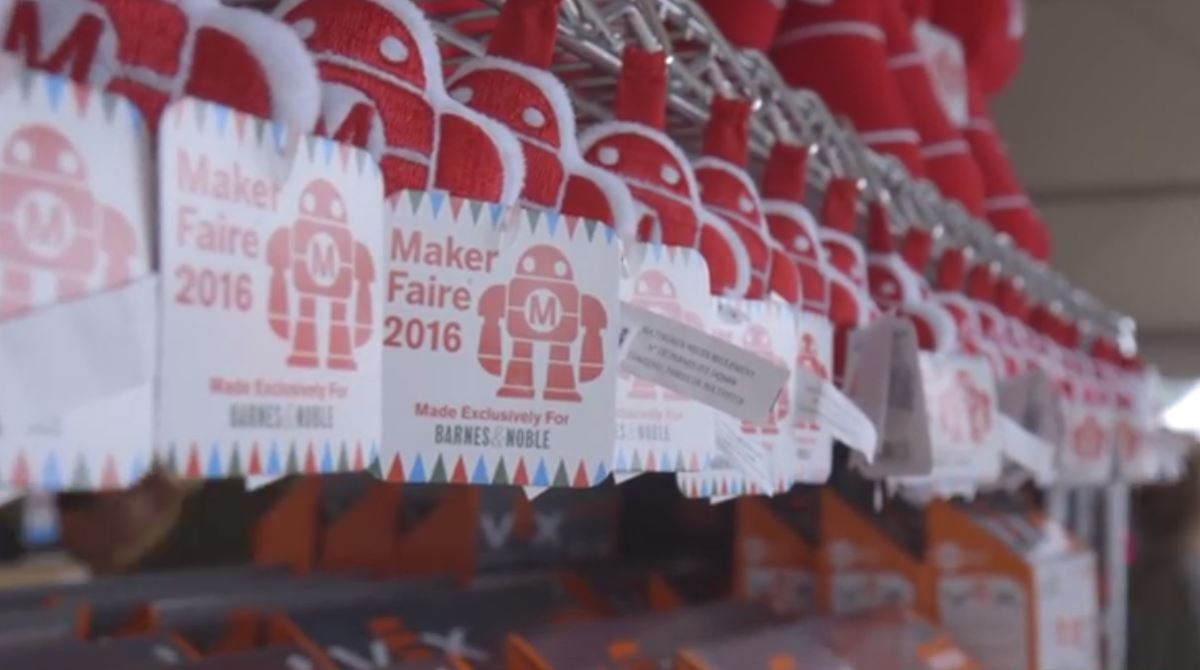 Calling all Makers for the Third Annual Barnes & Noble Mini Maker Faire