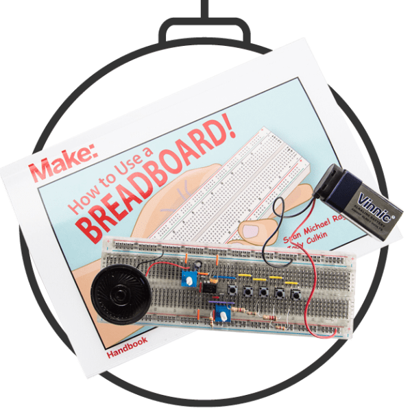 How To Use a Breadboard Kit