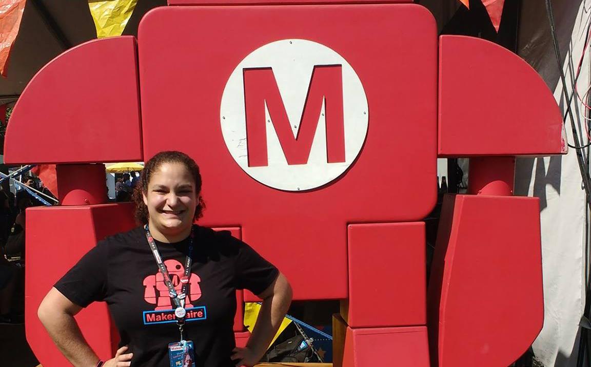Maker Spotlight: Claire Smith