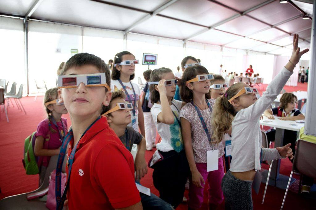 Maker Faire Rome Welcomes Young Makers with Massive Kids Area