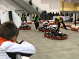 The Italian Automobile Association brought in a great racetrack for kids