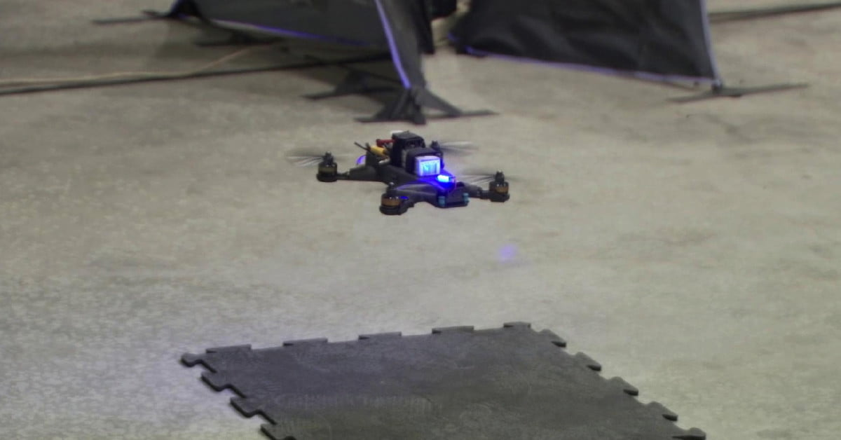 This Week in Making: AI Drone Pilot, Reimagined Frankenstein's Monster, and More