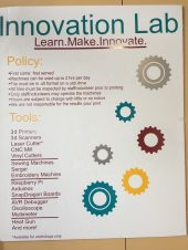 Innovation Lab Policies and Tools