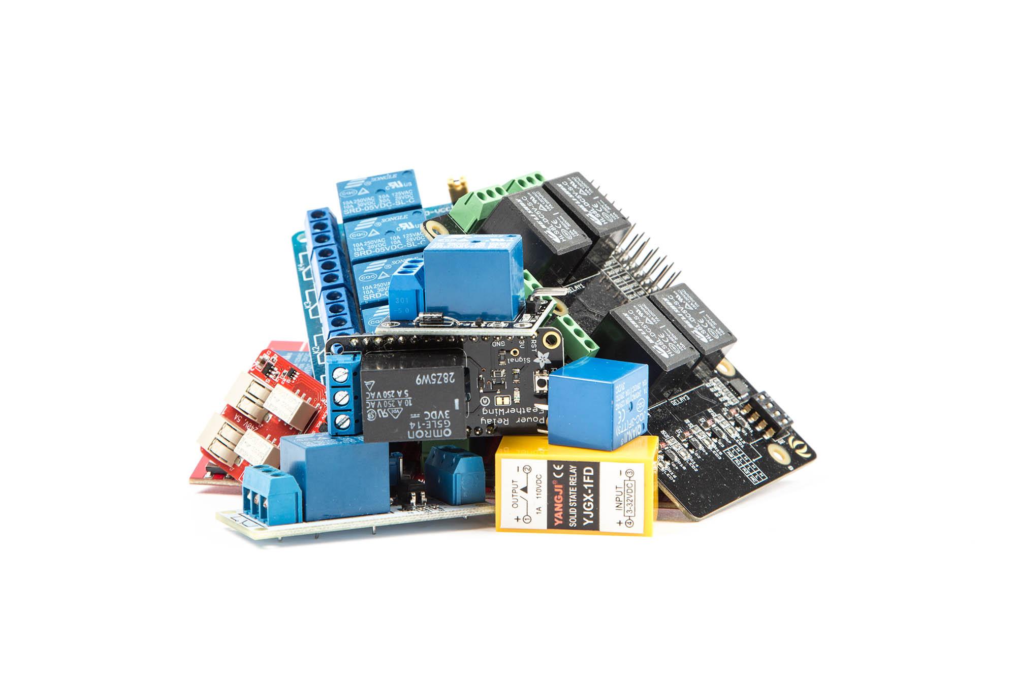 Multi Circuit Board Relay Wiring - Circuit Wiring And Diagram Hub •