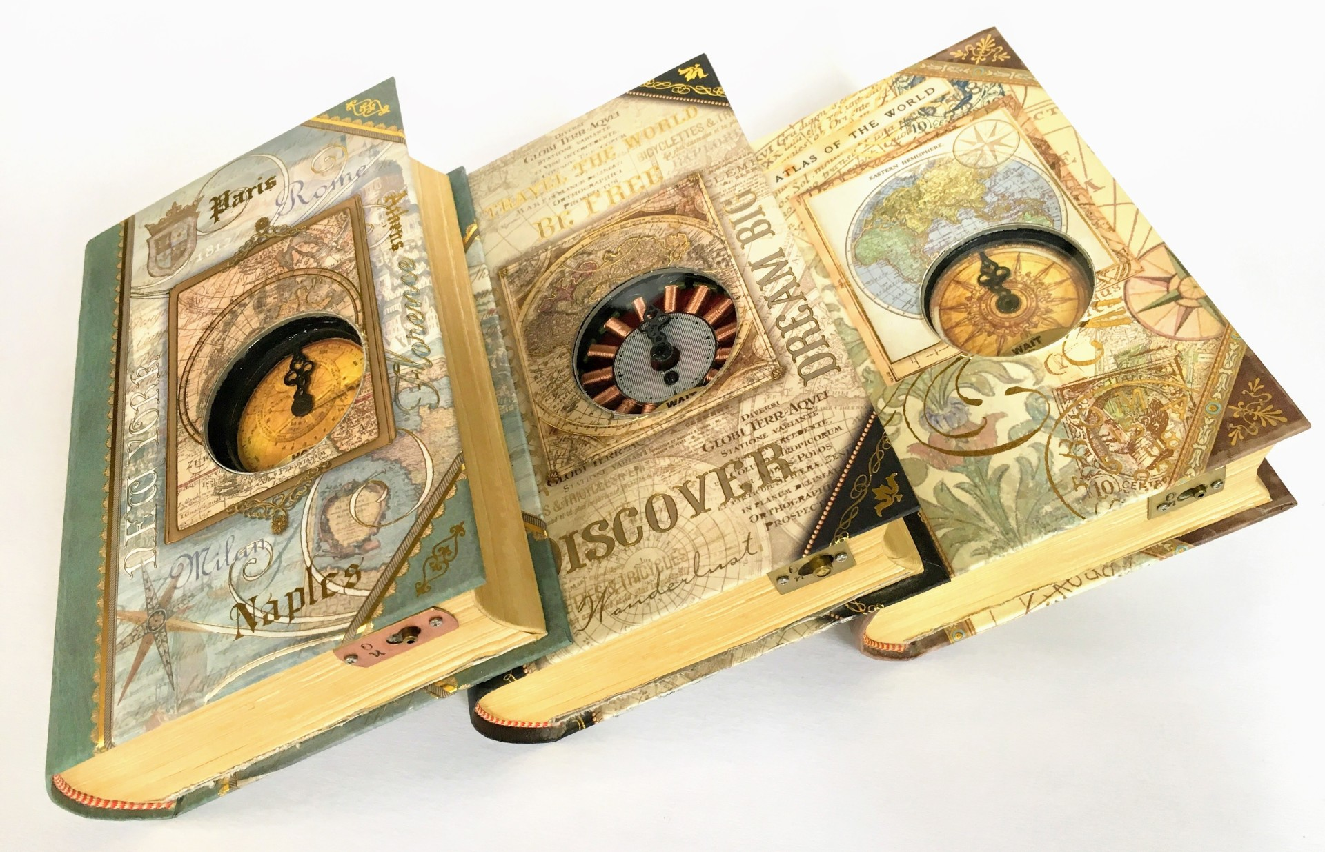 The Via Libris is a Book that Leads You to Treasure
