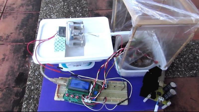 Construct a Mini Smart Farm