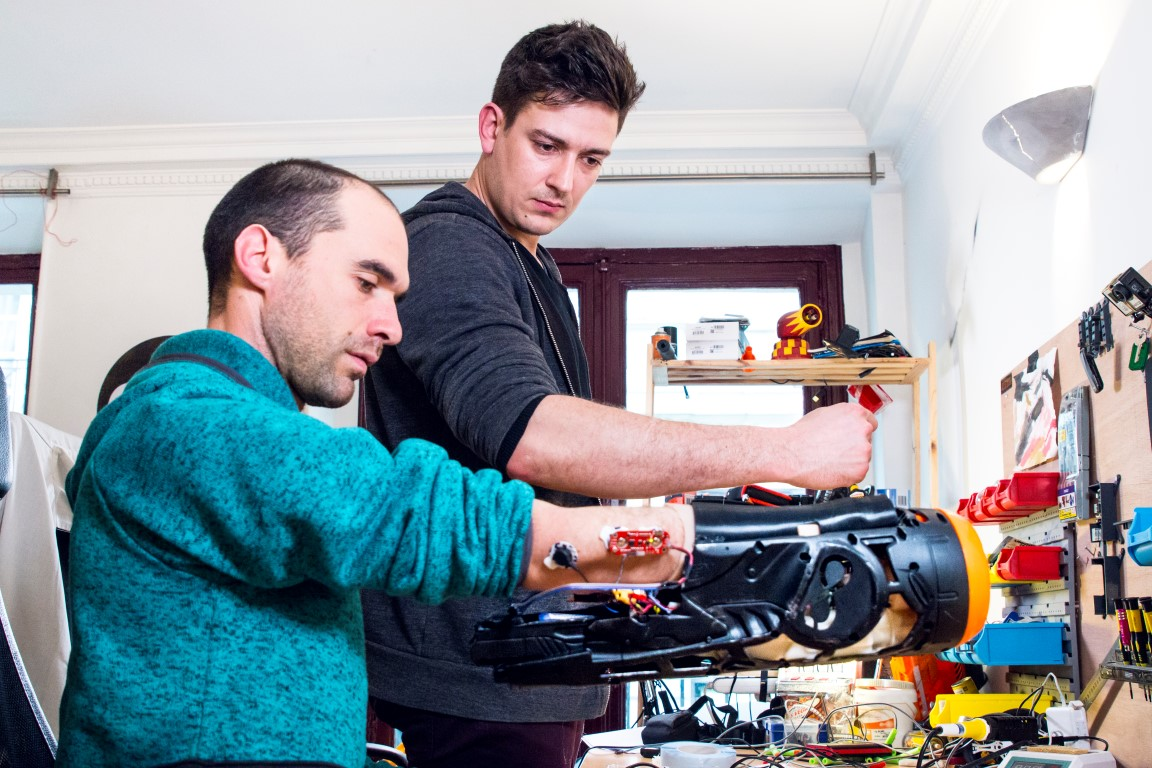 Bionic Nerf Artillery Replaces Prosthetic Hand