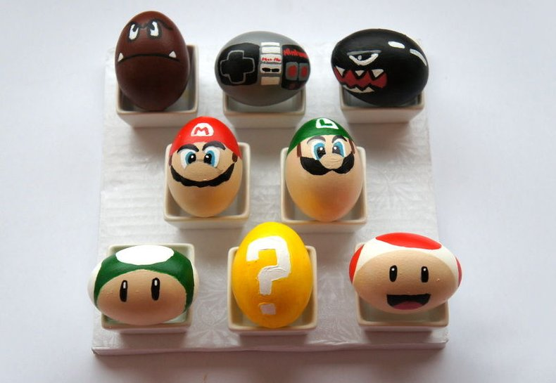 Get Ready for Easter with these 10 Unique Egg Designs