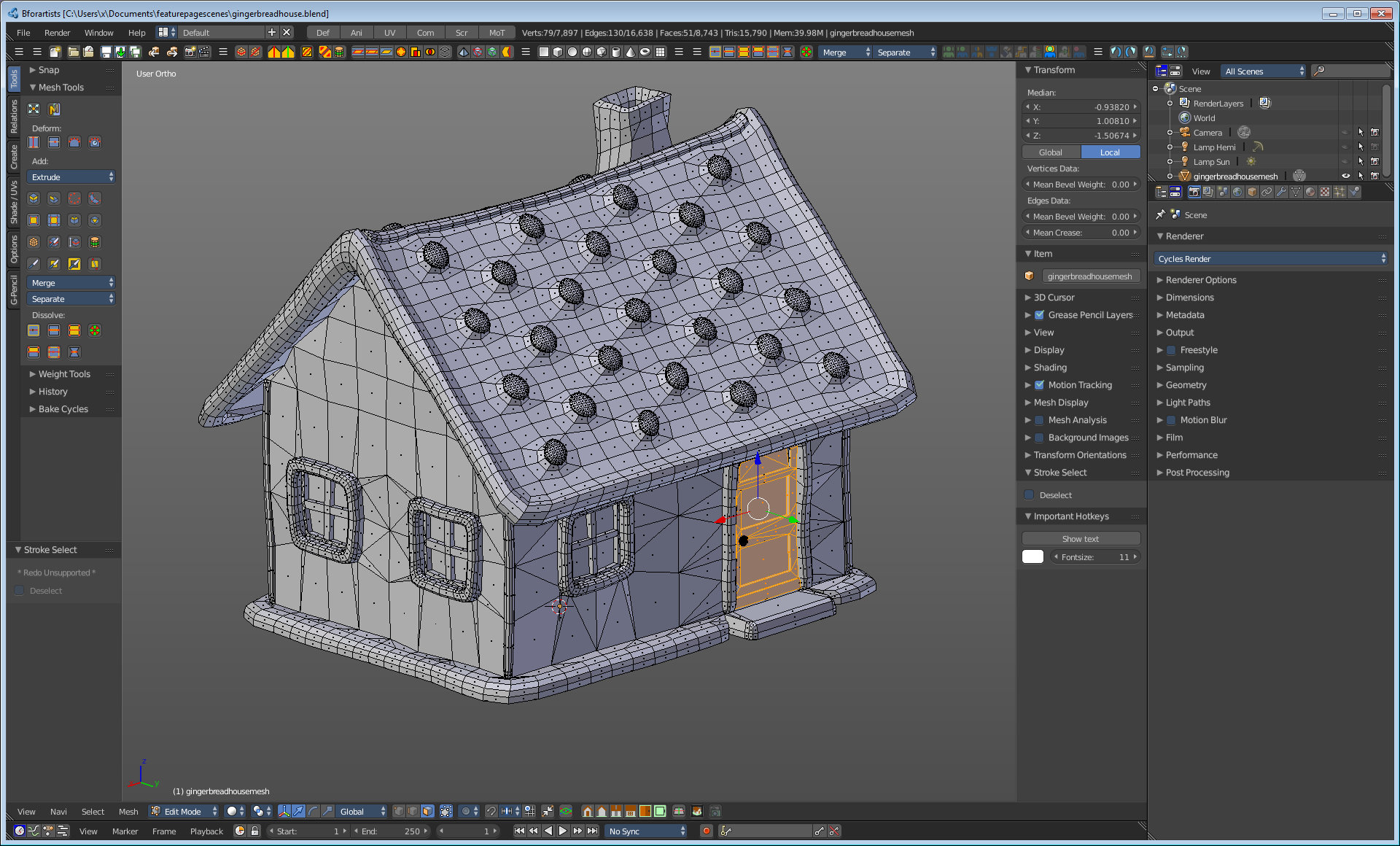 BforArtists Takes the Pain Out of Blender's Interface