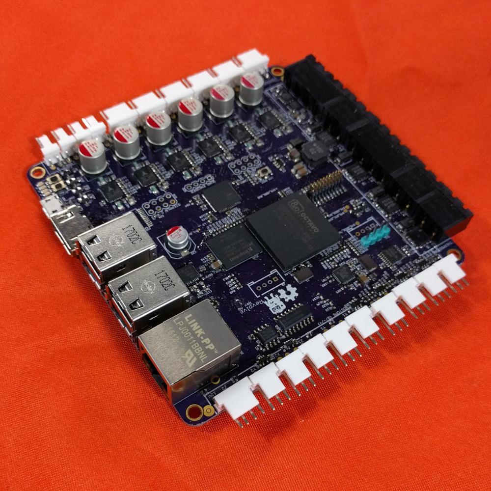Development Boards Galore at Maker Faire Bay Area