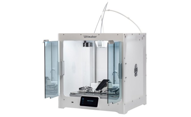 Ultimaker Releases New Printer and Announces Partnerships at Rapid