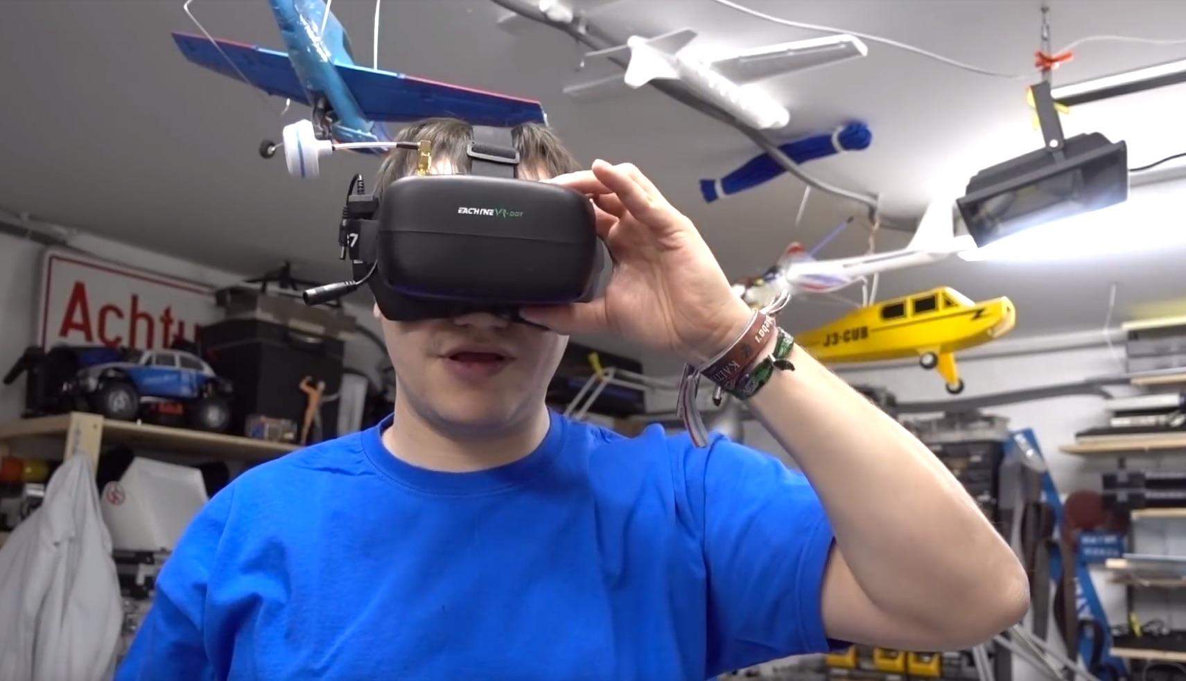 Building a Raspberry Pi-Based VR Gaming Rig for Vintage Doom