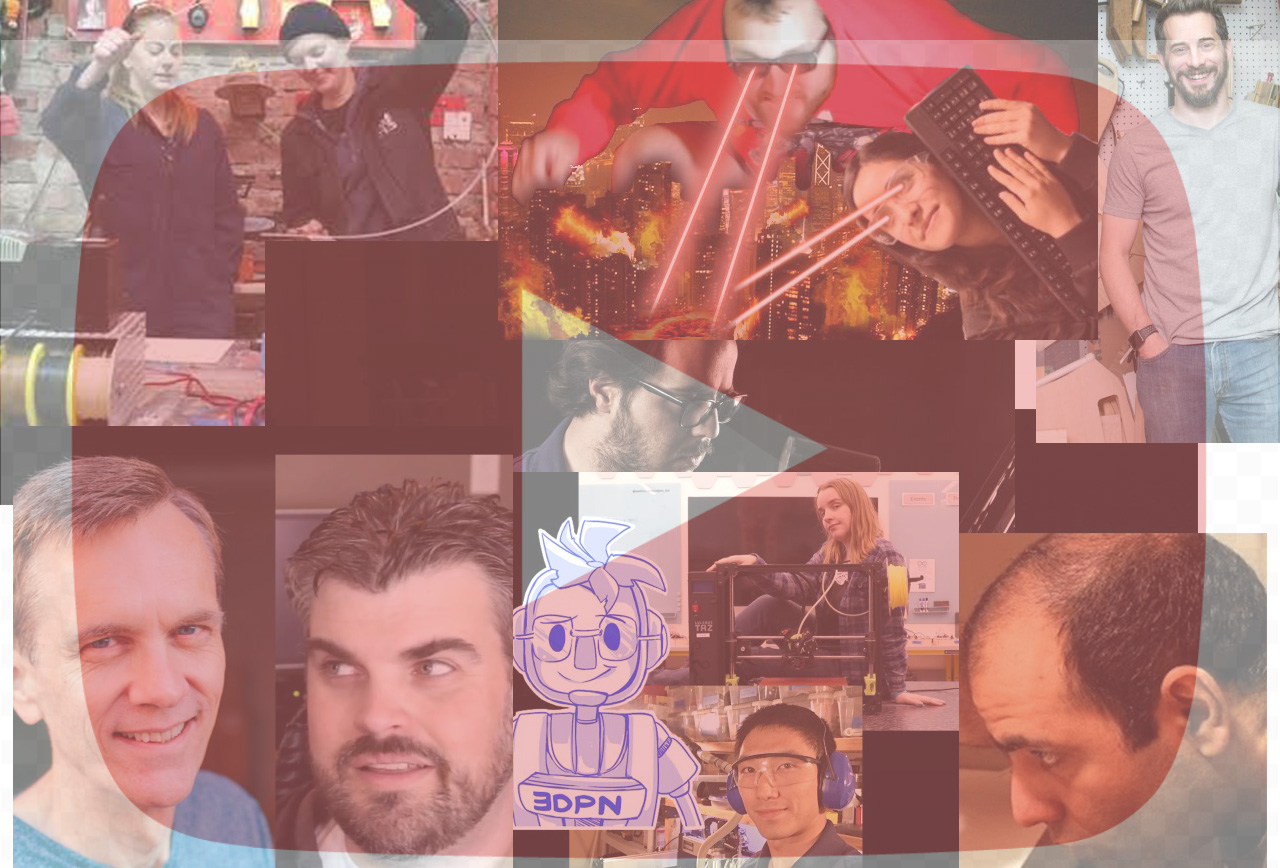 YouTube Celebrities Are Coming to Maker Faire