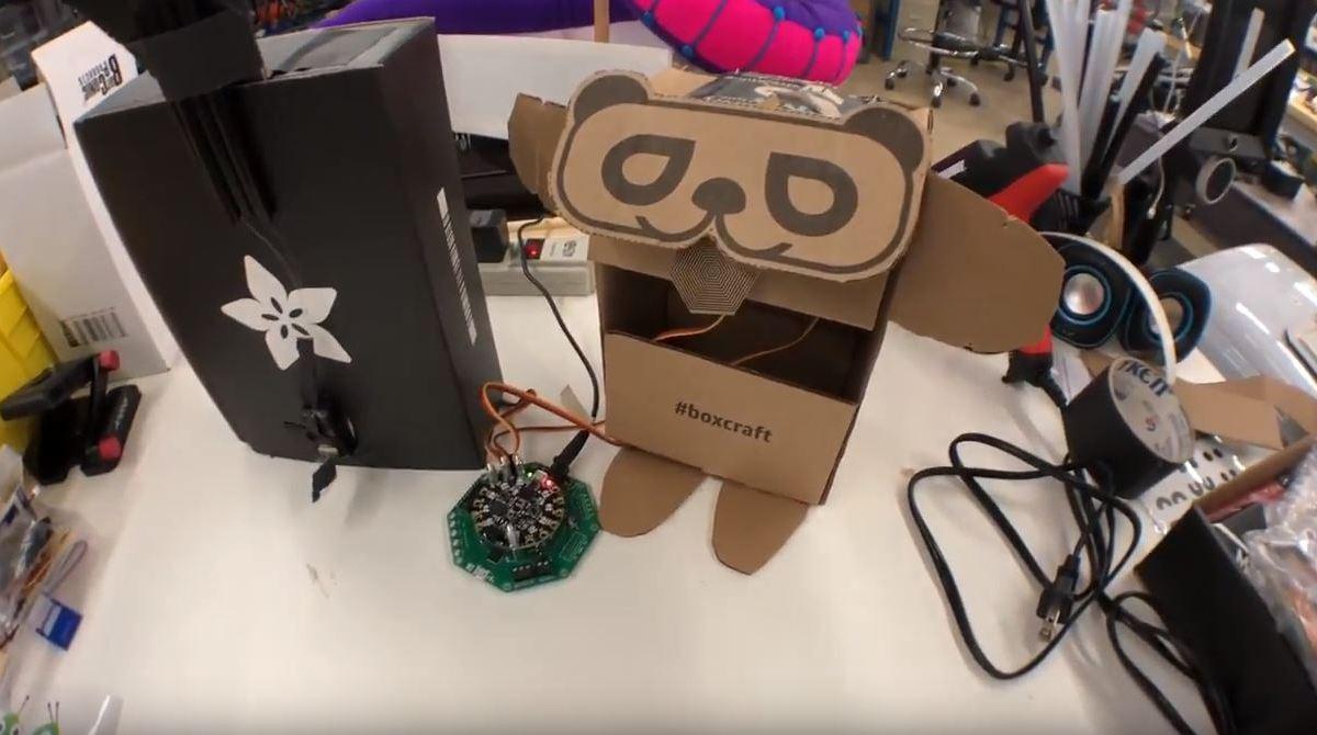 Adafruit Previews CRICKIT, Hopes To Make Robotics More Acessible