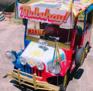 Le Petit Jeepney