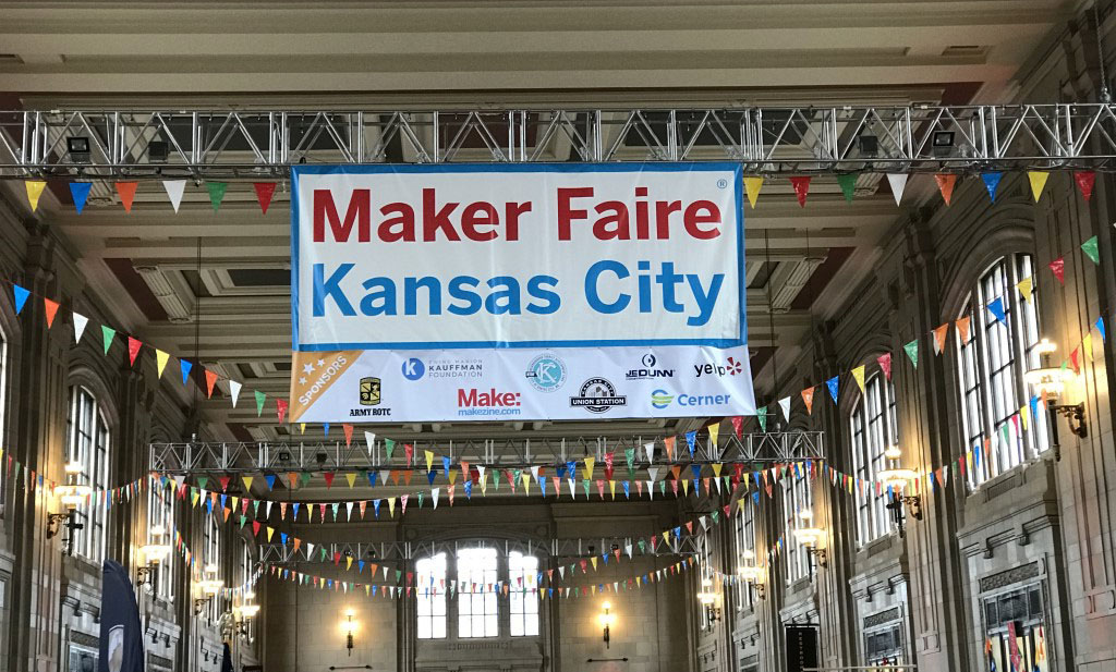 Maker Faire Kansas City: From Woodworking To Cosplay
