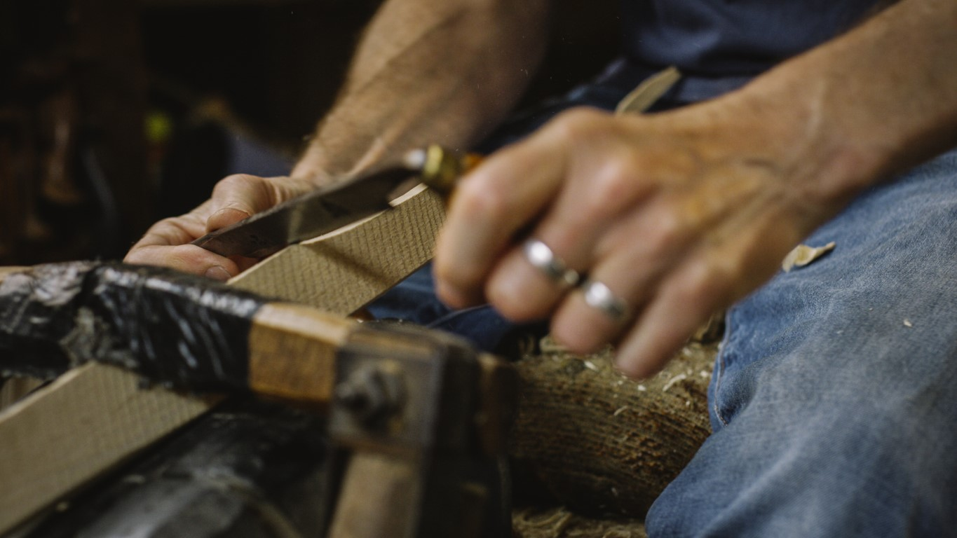 Looking Back At 5 Generations Of Chair Making