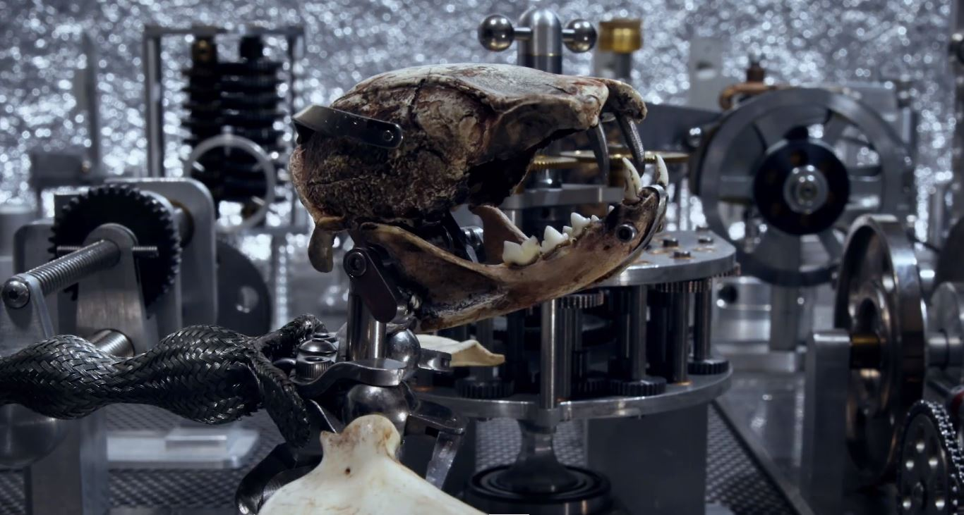 This Stop Motion Animation Is a Machinist's Dream
