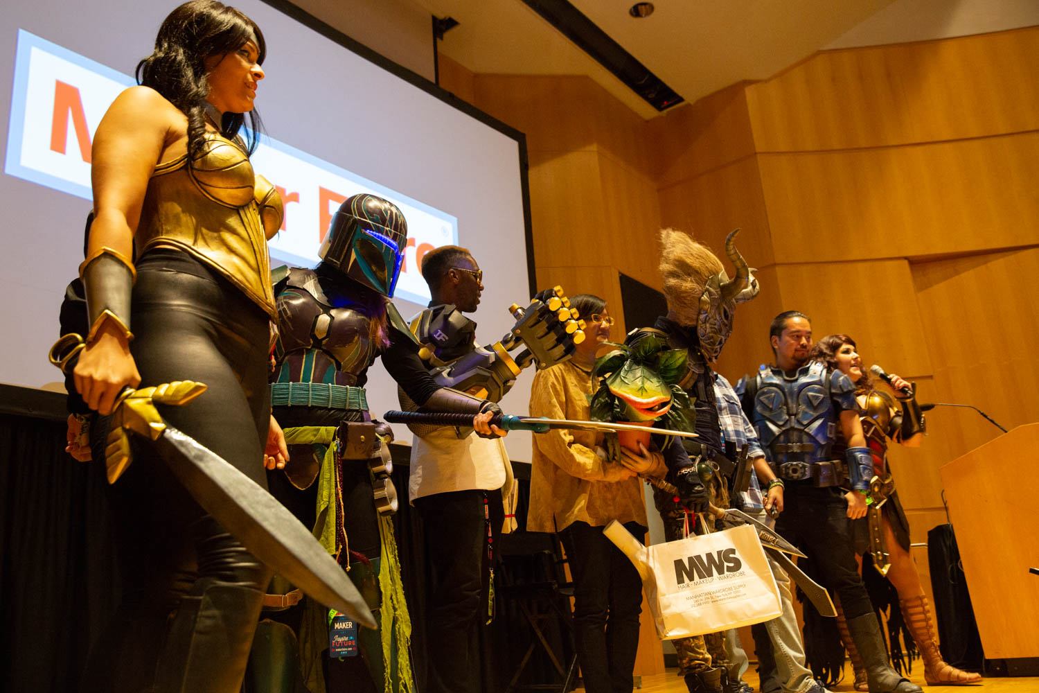 Announcing Our World Maker Faire Cosplay Contest Winners