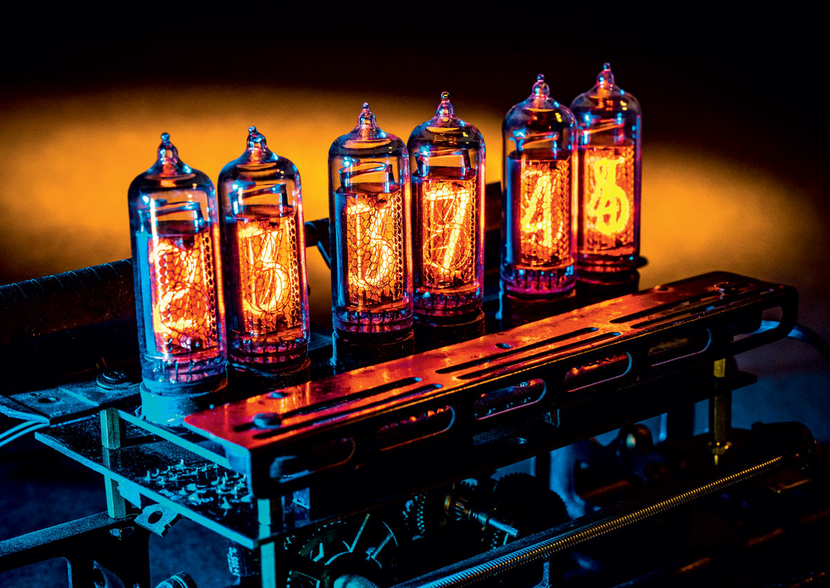 "LED ""Nixie"" Display 