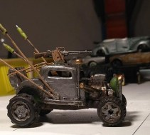 Furry Road Buggy by fab4fun_be