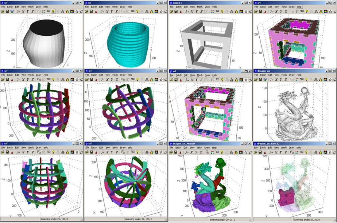 Luban Helps You Make Big Stuff With Your 3d Printer Or Laser Iot Free Software To Draw Electrical Circuit Design Qelectrotech Expert