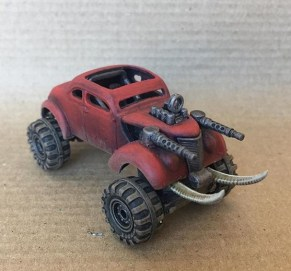The Mammoth by cv_miniatures