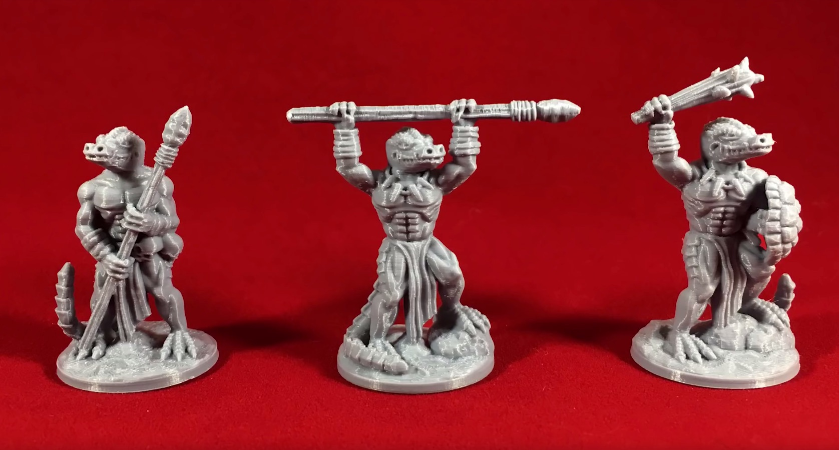 graphic regarding 3d Printable Figures named How in direction of Print Miniature Statistics upon a 3D Printer Produce: