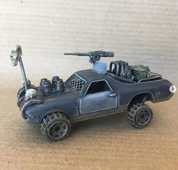 Pickup by cv_miniatures