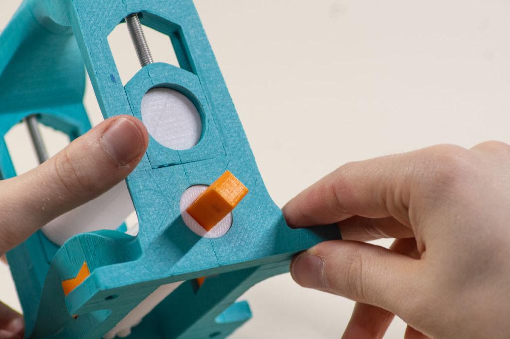 3D Printed Etching Press | Make: