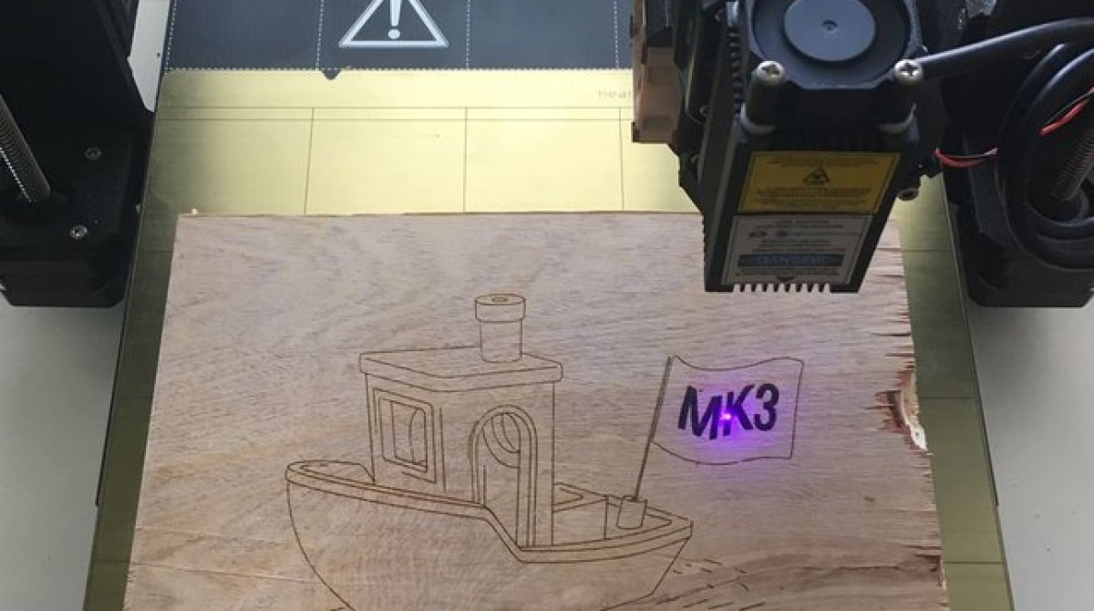How to Upgrade Your 3D Printer With a Laser Engraver