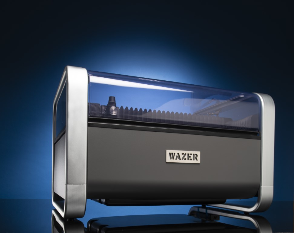 Under Pressure: Inside The Creation of the Wazer Personal Water Jet