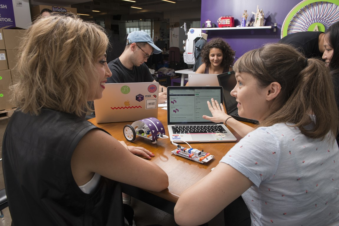 LittleBits Goes Big: Ayah Bdeir Shares History and Lessons Learned