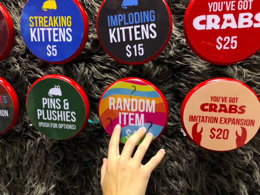 Random Item Generator — A Story About Joy and Exploding Kittens | Make: