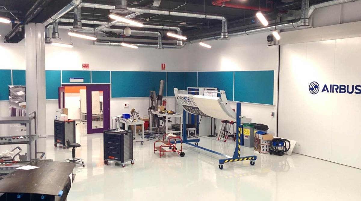 Why Does Airbus Have A Makerspace?