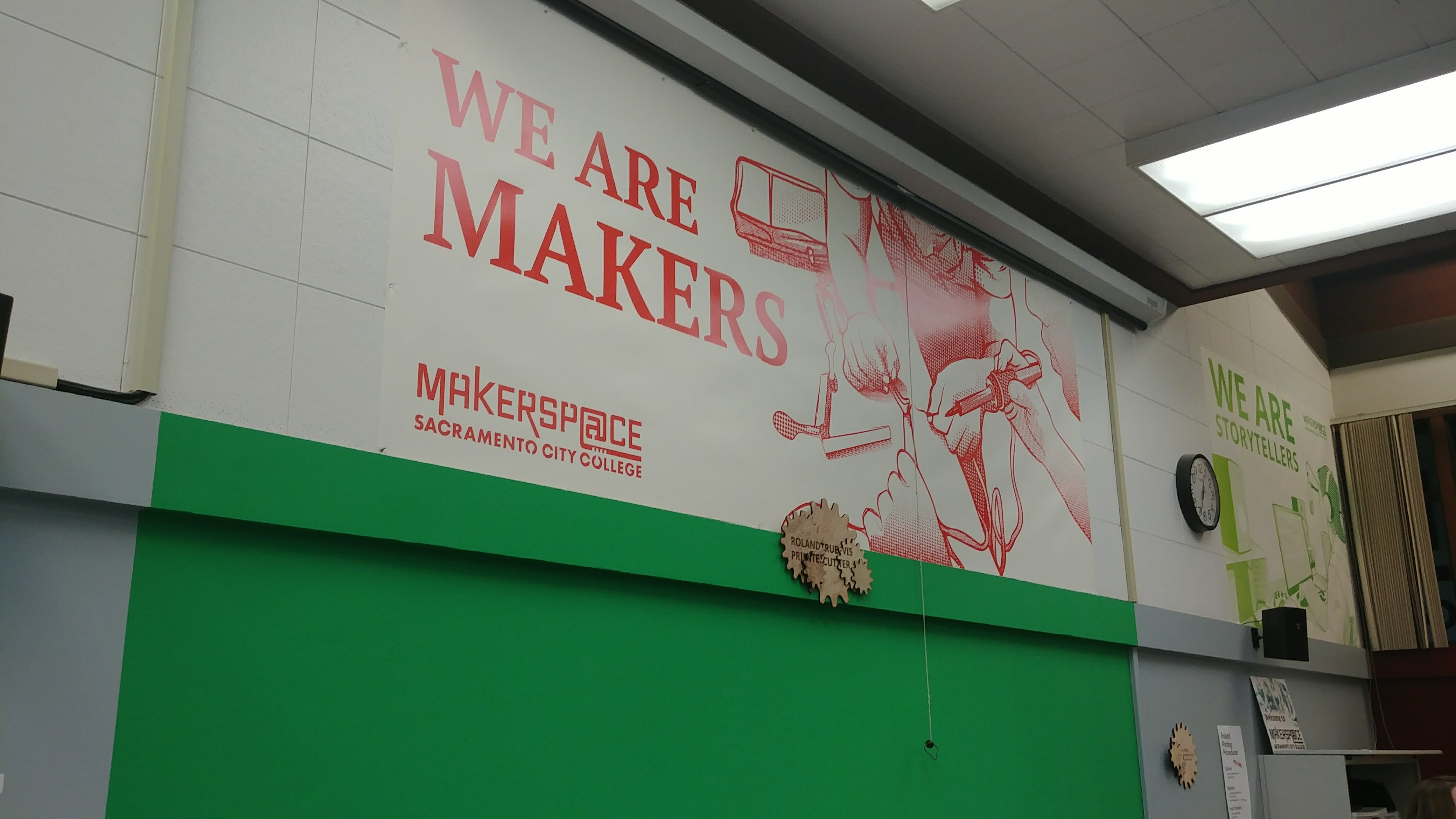 Makerspaces Take Root at California Community Colleges