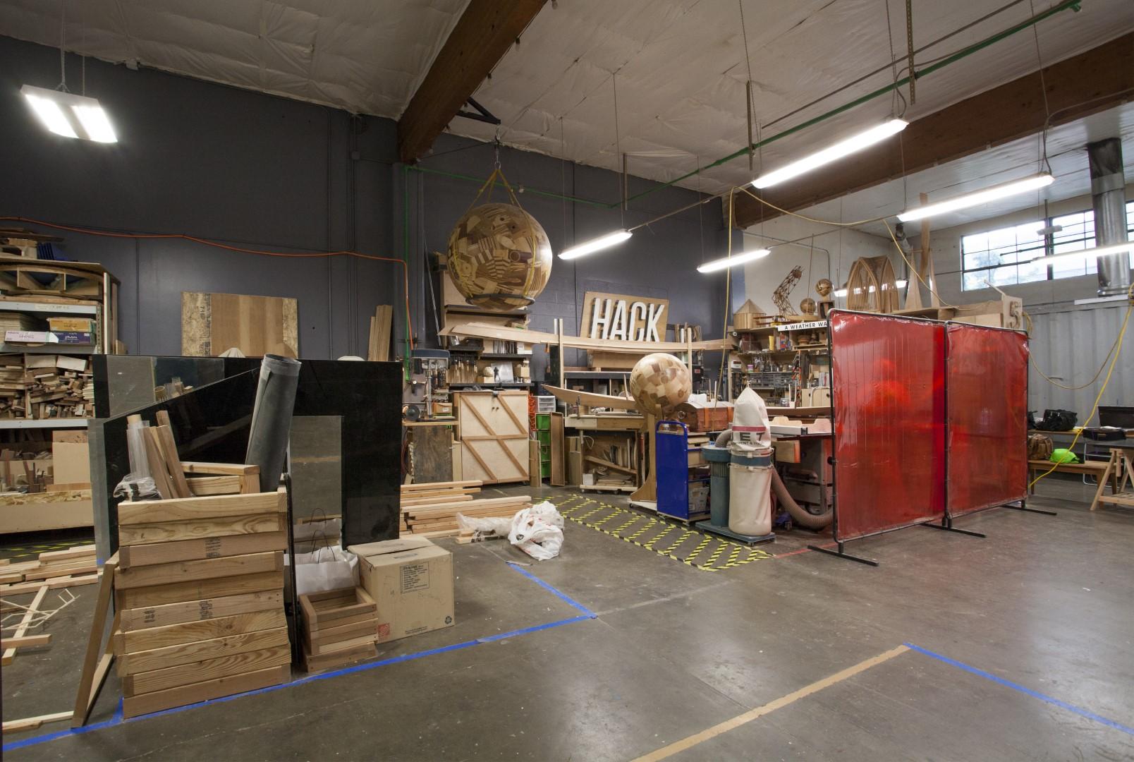 Makerspace Spotlight Art Design Xchange In Portland Oregon