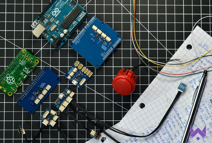 Cool Crowdfunding: Touch Sensing, Motion Control, And Tiny Sensors