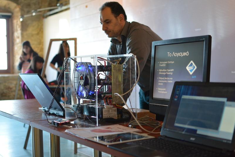 Maker Spotlight: Manolis Kiagias