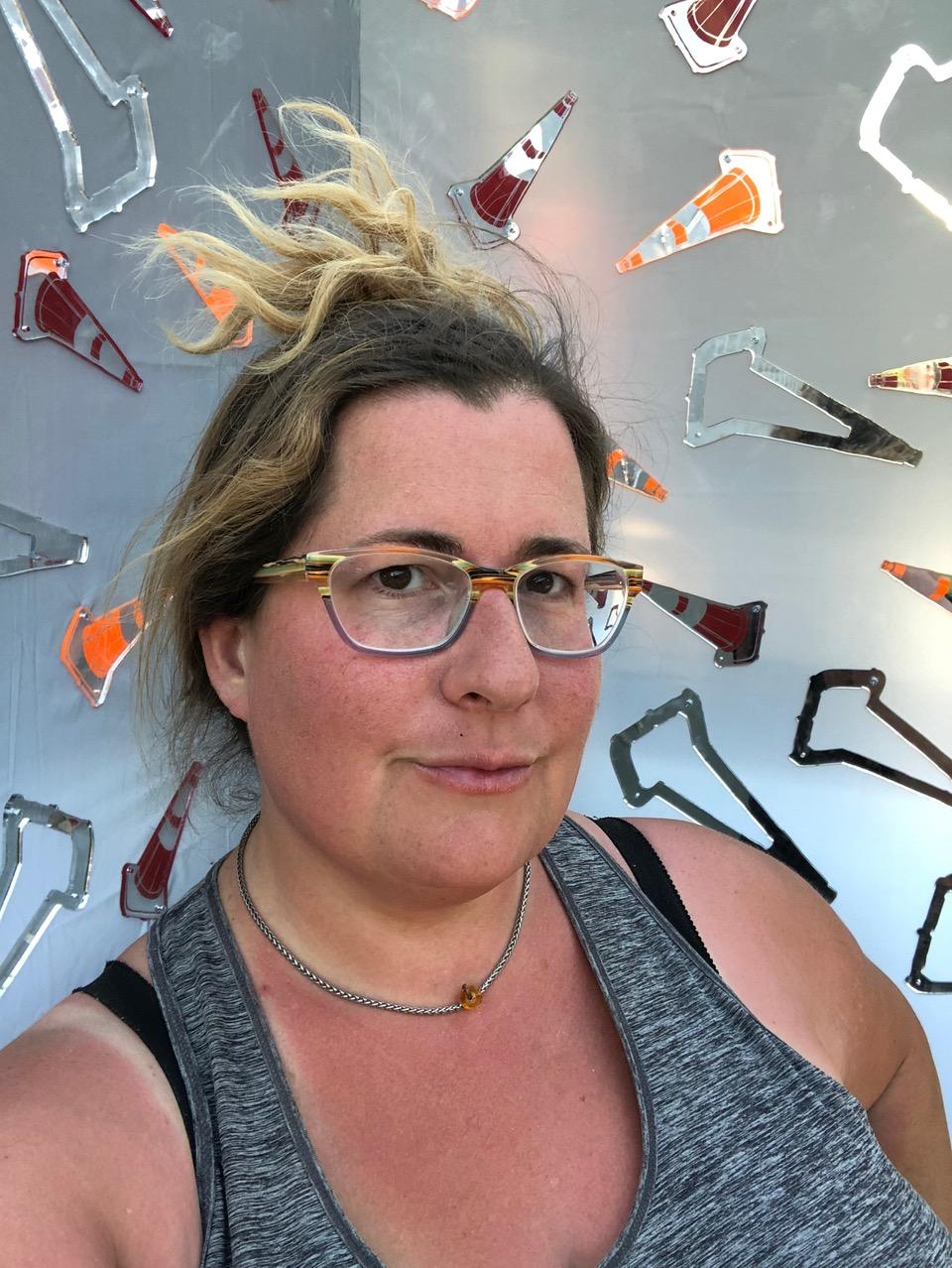 Maker Spotlight: Hapto, AKA Sarah Davitt
