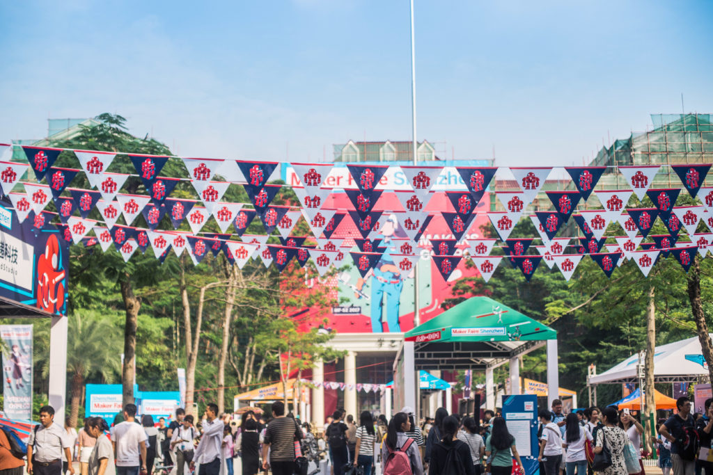 Maker Faire Shenzhen 2019