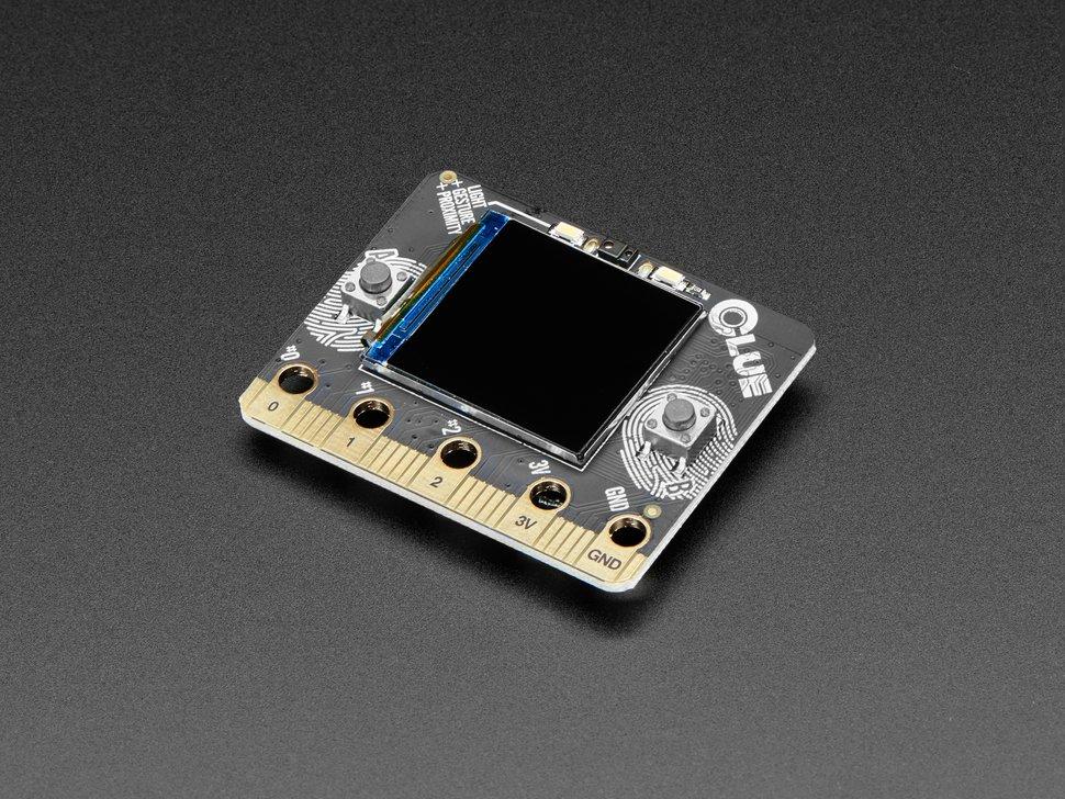 Adafruit Clue: A Micro:bit Form Factor Smorgasbord