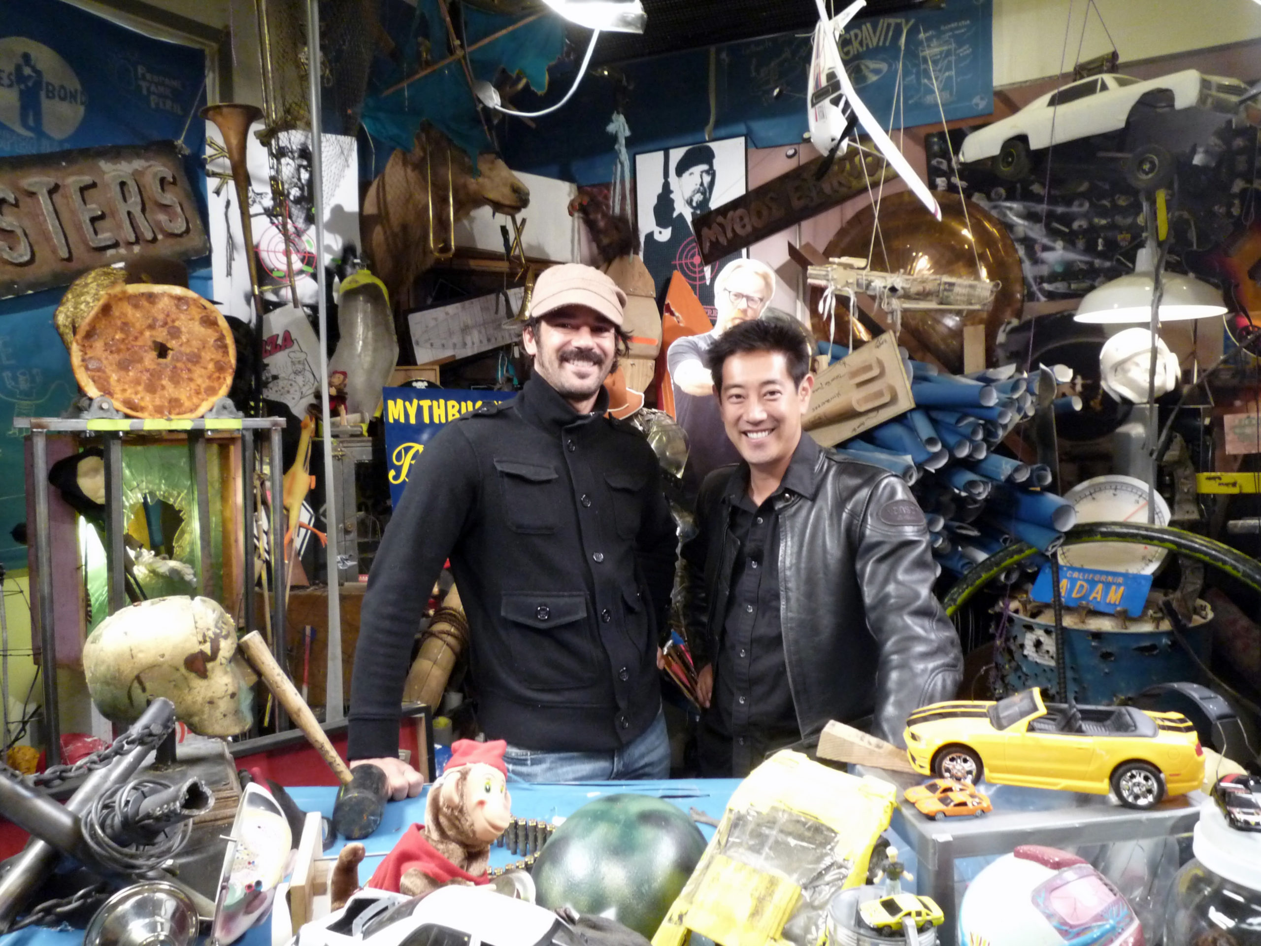 How Grant Imahara Made Me a Better Maker | Make: