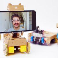 Cool Crowdfunding: DIY Retro Gaming, Cute Telepresence, And Micro Printers