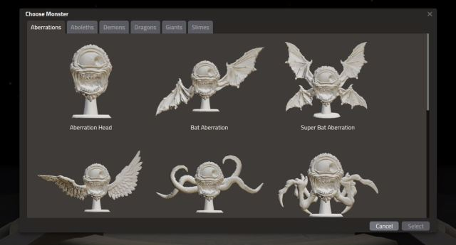 Titancraft Lets You Create Custom Creatures For 3D Printing