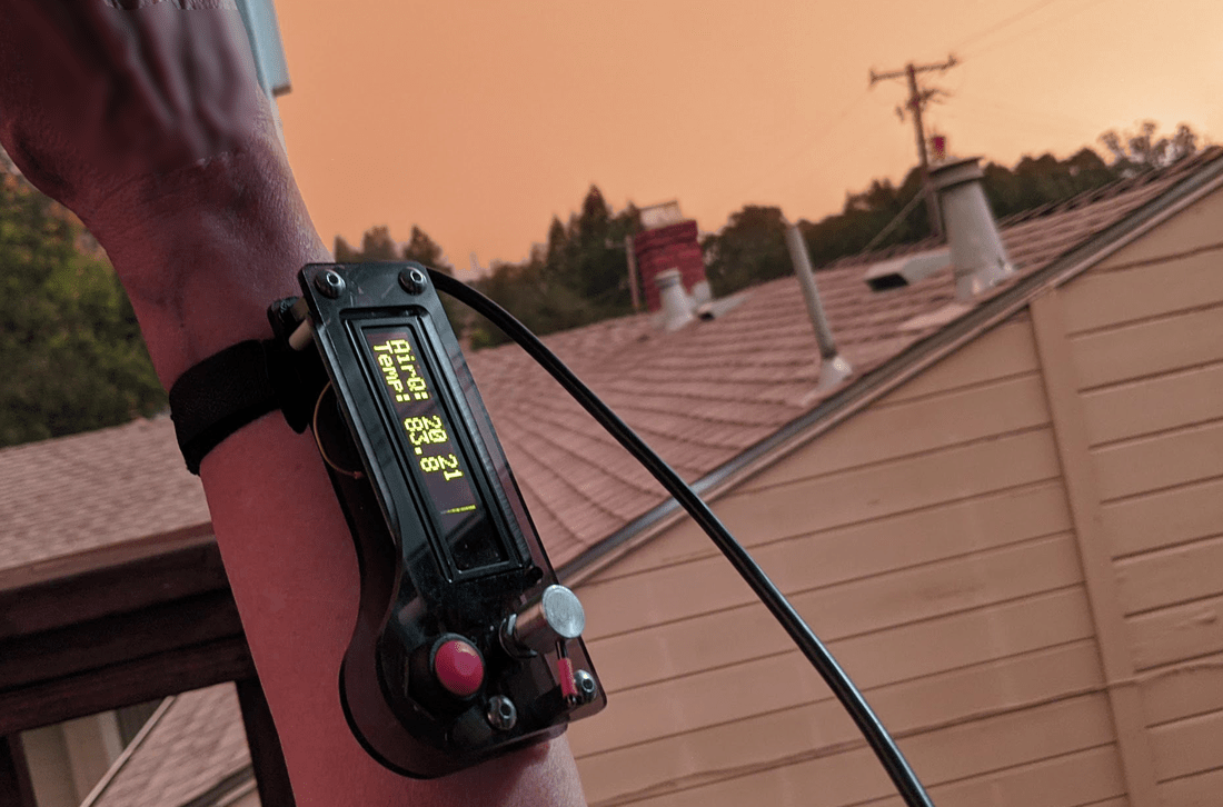 Building A Portable Air Quality Monitor