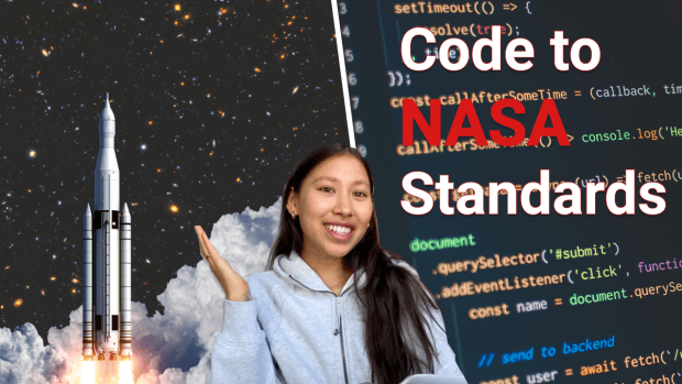 Skill Builder: Write Your Code Like NASA Does